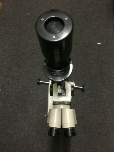 Topcon SL-6E Slit Lamp with 30 days warranty