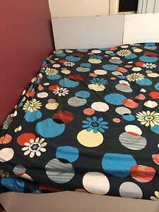 BED WITH MATTRESS $10
