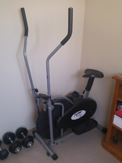 HPF Elliptical Cross Trainer & Bike