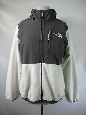 E7305 THE NORTH FACE Denali Polartec Hooded Full-Zip Fleece Jacket Size M