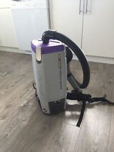 ProTeam Commercial Backpack Vacuum (and attachments)