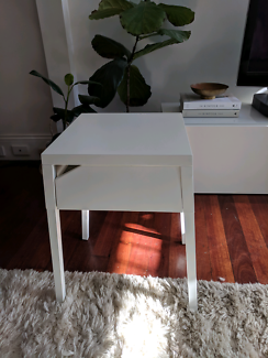 Bed Side Table x2