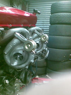 -10 turbos   gtr twin garret 2871  rated for 900hp