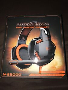 KOTION EACH-Pro Gaming Headset ~