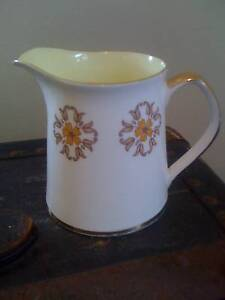 Vintage English China Milk Jug - Clare china Bassendean Bassendean Area Preview