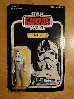 Vintage Star Wars At-At Driver Empire strikes back Moc Unpunched 41 back...
