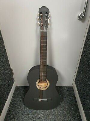 Beginners Full size Acoustic Guitar -Black