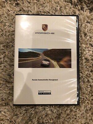2003 2004 Porsche Boxster S Navigation CD EAST Coast Map