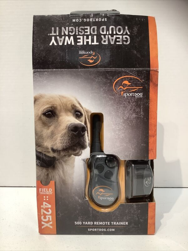 Used | Sports dog 425X Remote Trainer