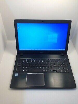 "Acer E5-575 i3-7100u 4GB RAM 500GB HDD BT Win 10 FHD 1080p WEBCAM 15.6"" Laptop"