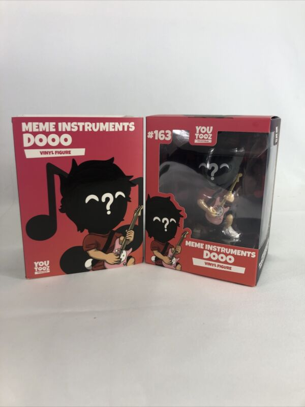 Youtooz #163 Meme Instruments Dooo Limited Edition Vinyl Figure