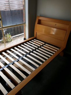 King single bed frame