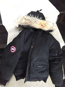 Black Canada goose jacket size small