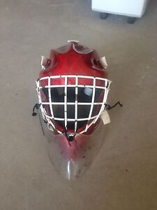Hackva Junior Goalie Helmet