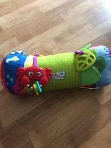 Baby Einstein prop pillow