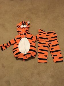 Carters 24mo tiger costume