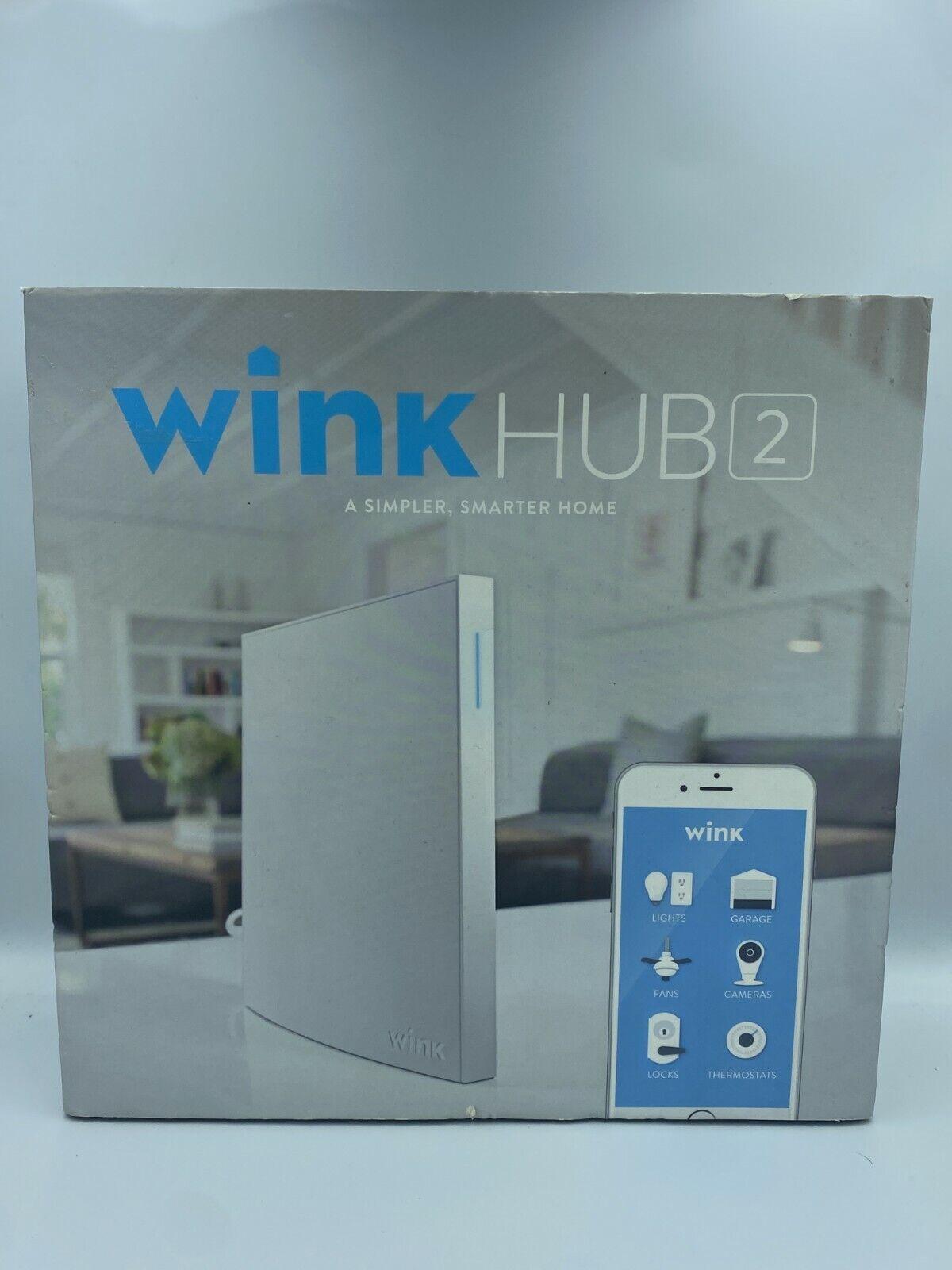 Wink Hub 2 | WNKHUB-2US | Smart Home Automation - NEW IN BOX