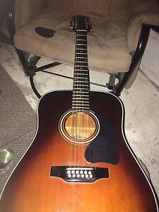 BC Rich 12 string Acoustic