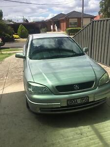 2001 Holden Astra Sedan Coolaroo Hume Area Preview