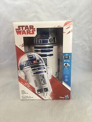 Star Wars R2-D2 Interactive Droid Robot Hasbro Disney Voice Activated  for sale  Shipping to Canada