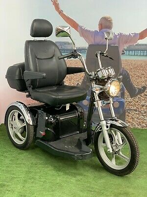**AUTUMN SALE** Drive Sportrider All Terrain 8MPH Mobility Scooter