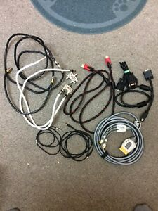 Misc electronic cords lot