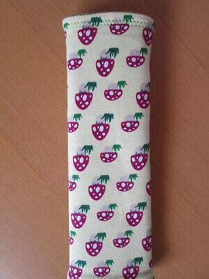 Gurtpolster / Gurtkissen für Kinder  Auto Gurtpolster; ca. 18 x 24 cm (offen)