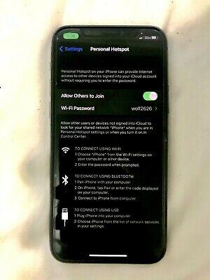 FLAWLESS Apple iPhone 11 Pro - 256GB - Space Gray (Unlocked) A2160 (CDMA + GSM)