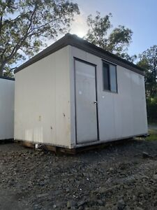 4.2x3 site shed project