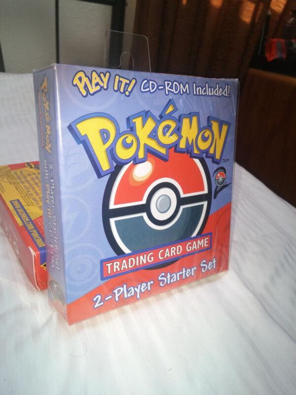 Pokemon 2 Player Starter Deck - Factory Sealed