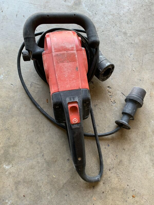 Hilti DG 150 Concrete Mortar Tile Electric Grinder 120V