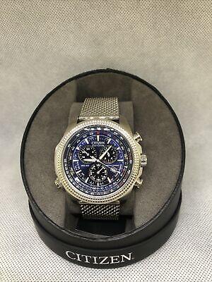 Citizen Eco-Drive Perpetual Chrono Mens Watch! BL5401-50L! BNIB! RRP £399.99!