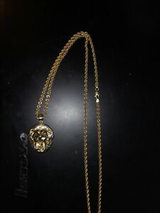Rope chain and pendant