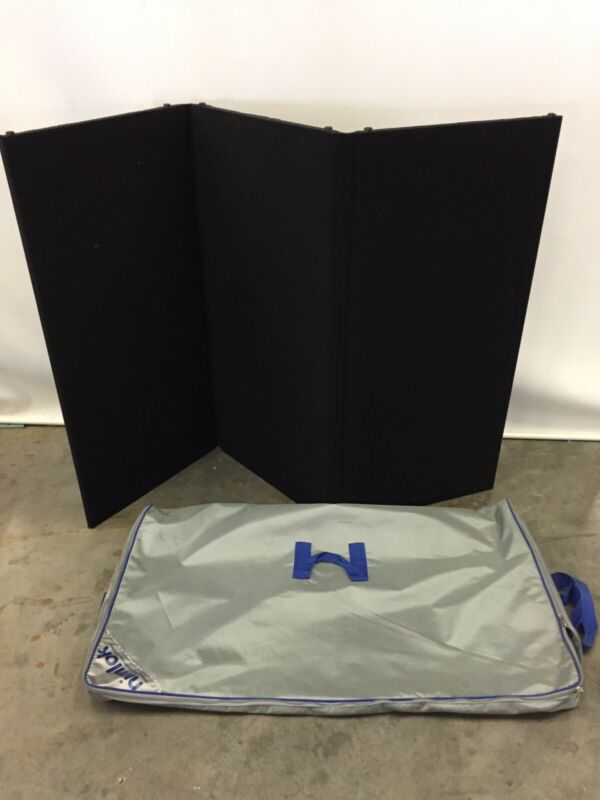 Nimlok Display And Exhibition System Black With Bag