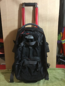 North Face Luggage Carrier