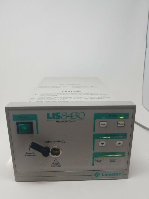 Linvatec LIS8430 Xenon Light Source + Warranty