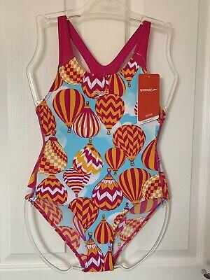 5191add5b8094 Junior Girls Endurance Swimsuit Swimming Costume. 5-6 years. BNWT New