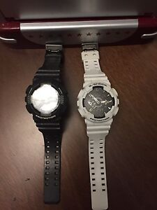 G-shock watches for sale (mint condition)
