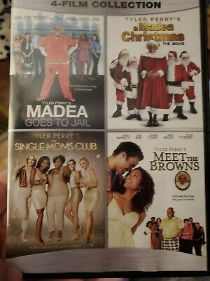 Madea 4-pack DVD'S ()