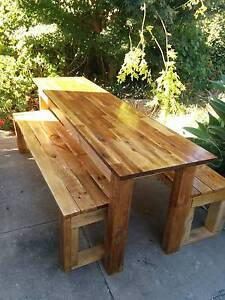 PALLET FURNITURE - Narrow Kitchen/dinning/Outdoor Table Thebarton West Torrens Area Preview