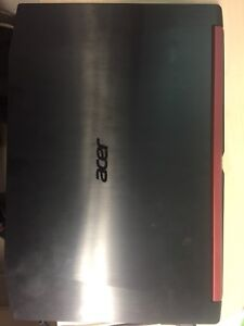 Hardly used Acer i5 7th Gen nitro 5 lab top mint condition