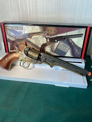 Denix Civil War 1851 Navy Colt Revolver Replica Pistol