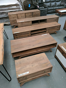 Mango Wood Units! - 50% off RRP Eumemmerring Casey Area Preview