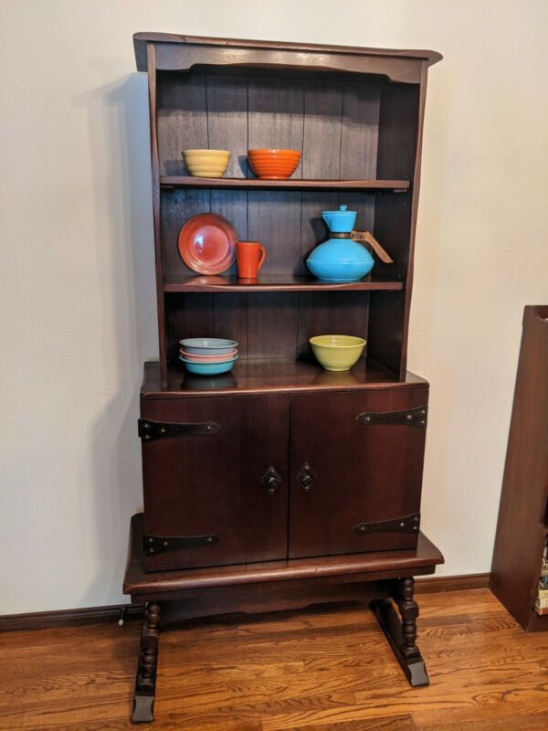 Vintage Monterey style hutch   Price Reduced by 30%