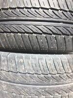 4 pneus neuf 195-60-15