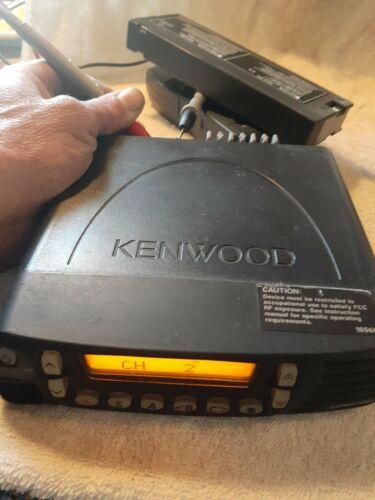 Kenwood TK-7180-K VHF Mobile Radio 136-174 MHz 512 Channels Base Station