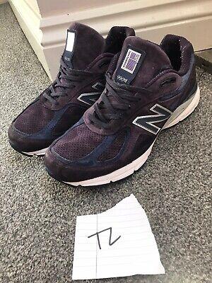 New Balance 990v4 Purple