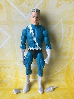 Marvel Legends Hasbro 80 Years Quicksilver Action Figure (J)