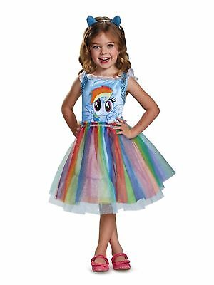 Disguise My Little Pony The Movie Rainbow Dash Dress Toddler Costume