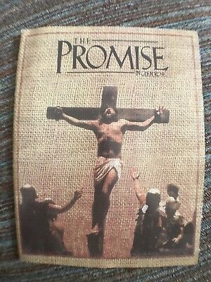 The Promise in Glen Rose • Passion Play • Souvenir Program • Collectable